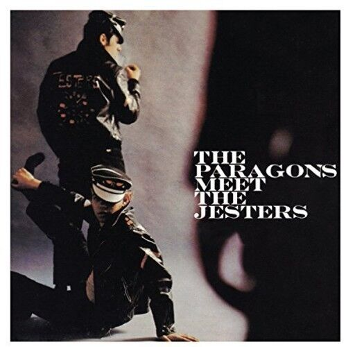 The Paragons - Paragons Meet the Jesters [New CD] UK - Import