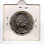 Australian 50 Cent Coins