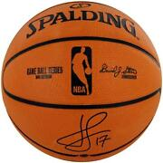 Knicks Signed Basketball