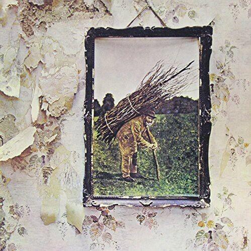 Led Zeppelin - Led Zeppelin Iv [new Vinyl] 180 Gram, Rmst
