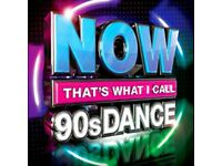 NOW THATS WHAT I CALL: 90'S DANCE