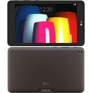 LG G Pad IV 8 FHD 32 go Android 7.0 LTE