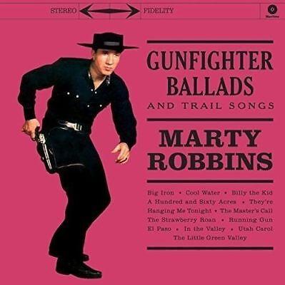 Marty Robbins - Gunfighter Ballads & Trail Songs [New Vinyl]