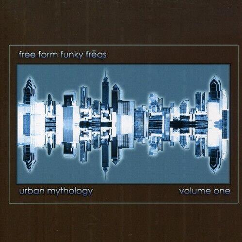 Free Form Funky Freqs - Urban Mythology 1 [New CD]
