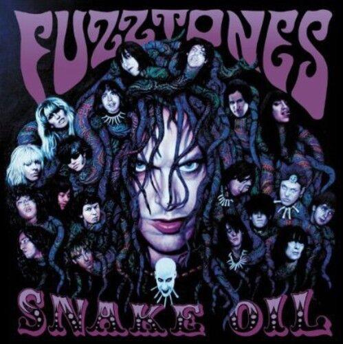 The Fuzztones - Snake Oil [New CD]