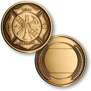 Fire Challenge Coin