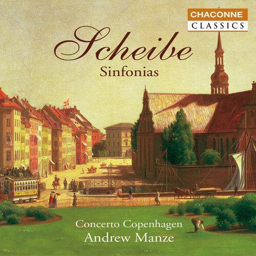 Andrew Manze - Sinfonias [New CD]