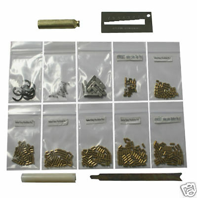 Custom Kwikset Rekey Kit Locksmith Kits 4 Tools 50 Bottom Pin Top Free Shipping