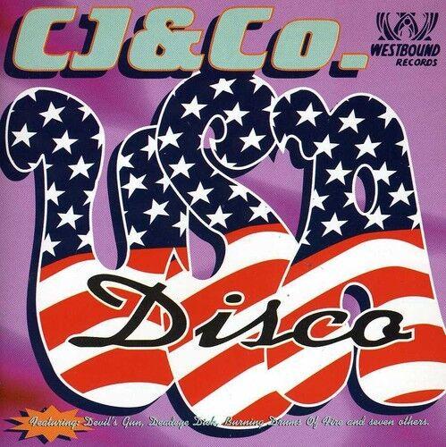 CJ & Co - USA Disco [New CD] UK - Import