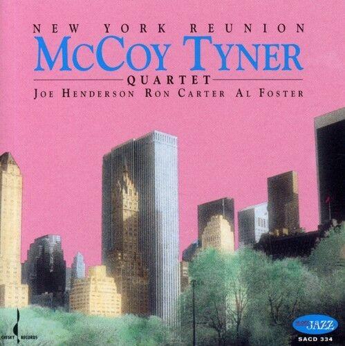 McCoy Tyner - New York Reunion [New SACD] Hybrid SACD
