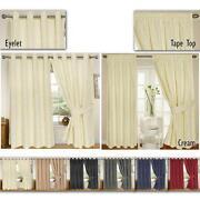Curtains 90 x 72