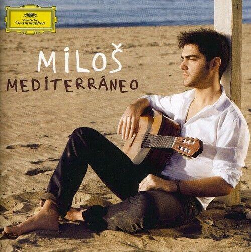 Miloš Karadaglic, Milos Karadaglic - Mediterraneo [New CD]