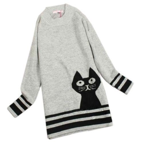Cat Sweater Ebay