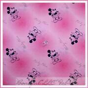 Pink Dot Cotton Fabric