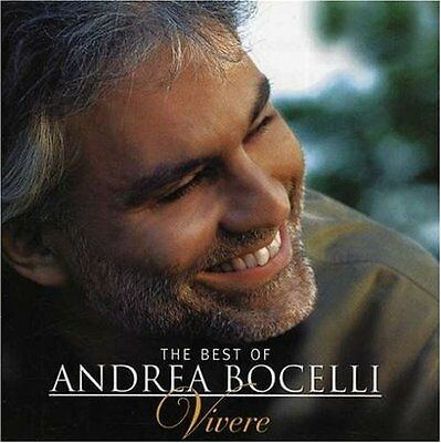 ANDRE BOCELLI CD - VIVERE: THE BEST OF ANDRE BOCELLI (2007) - NEW