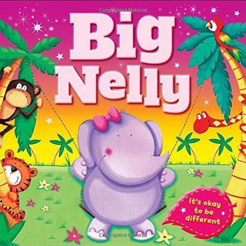 Big Nelly (Picture Flats - Igloo Books Ltd),Igloo Books