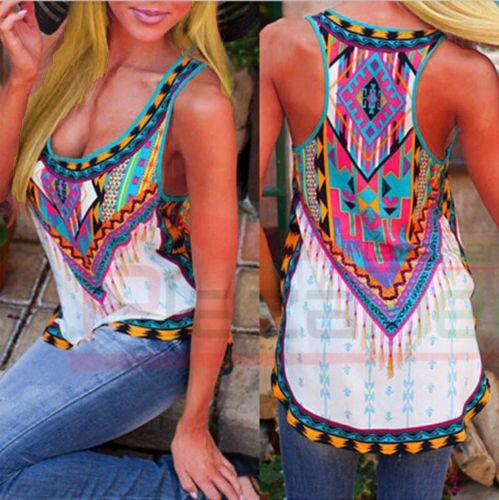 $11.99 - Fashion Women Summer Vest Top Sleeveless Shirt Blouse Casual Tank Tops T-Shirt