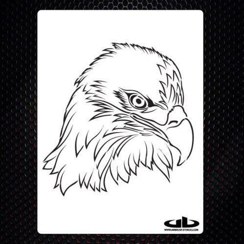 Eagle Airbrush Stencils Related Keywords & Suggestions