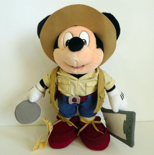 Mickey Safari | eBay
