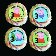 George Pig Cake Topper