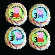 George Pig Cake Topper