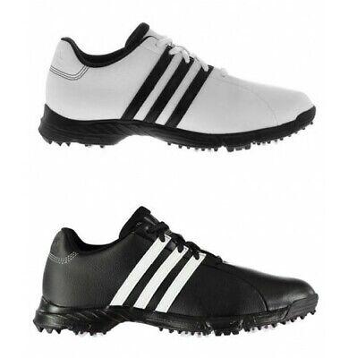 Adidas Golflite TR Mens Golf Shoes White or Black