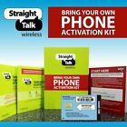 Straight Talk Cell Phone SIM Cards with Contract