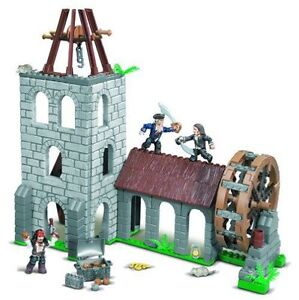 Mega bloks, Pirates des Caraïbes, Dead man's chest 1027