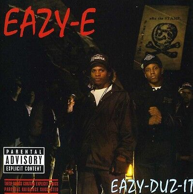 Eazy E   Eazy Duz It  New Cd  Explicit  Anniversary Edition