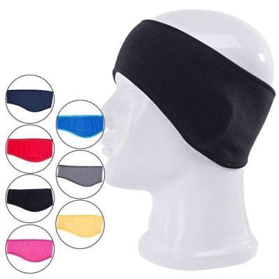 Ear Warmers Cover Headband Winter Sports Headwrap Fleece Ear muffs for Men Women - Mens Ear Warmers