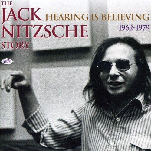 Jack Nitzsche - Jack Nitzsche Story: Hearing Is Believing / Various [New CD] UK