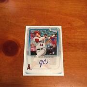 2011 Bowman Chrome Cron Auto