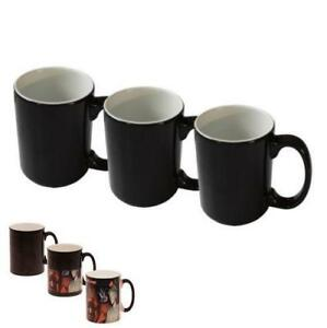 10pcs Sublimation Magic Mug Color Changing Mug 001050