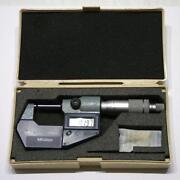 Mitutoyo Mikrometer