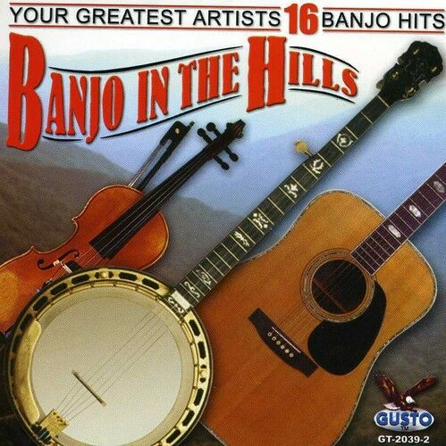 Various Artists - Banjo in the Hills / Various [New CD]