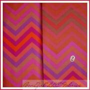 Brown Chevron Fabric