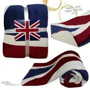 Union Jack Blanket