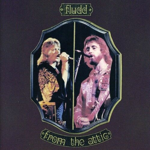 Fludd - From the Attic [New CD]
