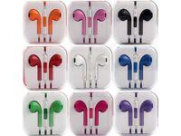 iPhone 6+ 5S 5C EarPods Headphone Earphone Handsfree With Mic