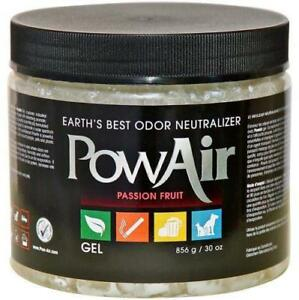 Pow Air,   15oz,    / 500Ml Neutralizer Gel - Passion Fruit