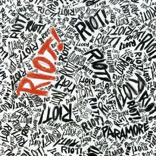 Paramore - Riot! [New CD]