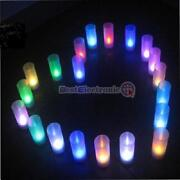 LED Flickering Candles