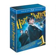 Harry Potter Ultimate Edition Blu Ray