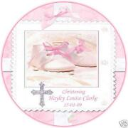 Christening Cake Toppers Girl