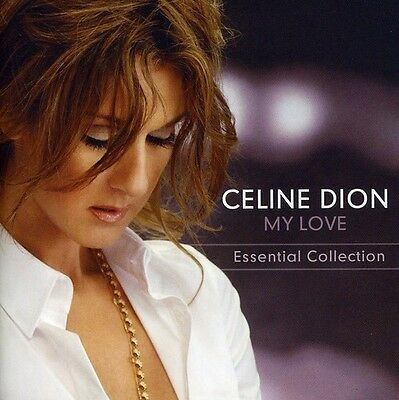 Celine Dion  Anne Ge   My Love  Essential Collection  New Cd  Sony Basic 2