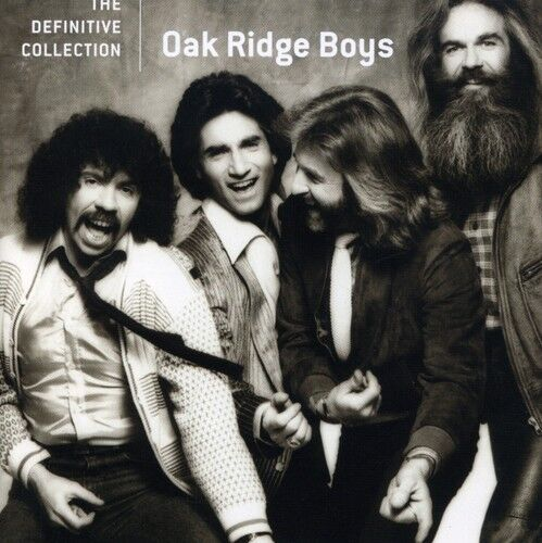 The Oak Ridge Boys, - Definitive Collection [New CD] Rmst