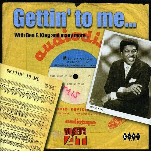 Various Artists - Gettin To Me [new Cd] Uk - Import