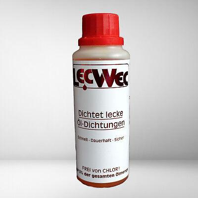 LecWec Öldichtung 100 ml Öl Dichtmittel für Motor Lenkung Hydraulik