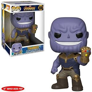 Funko Pop Avengers Infinity War Thanos 10 inch Exclusive #308