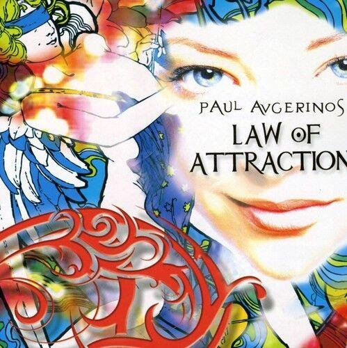 Paul Avgerinos - Law of Attraction [New CD]